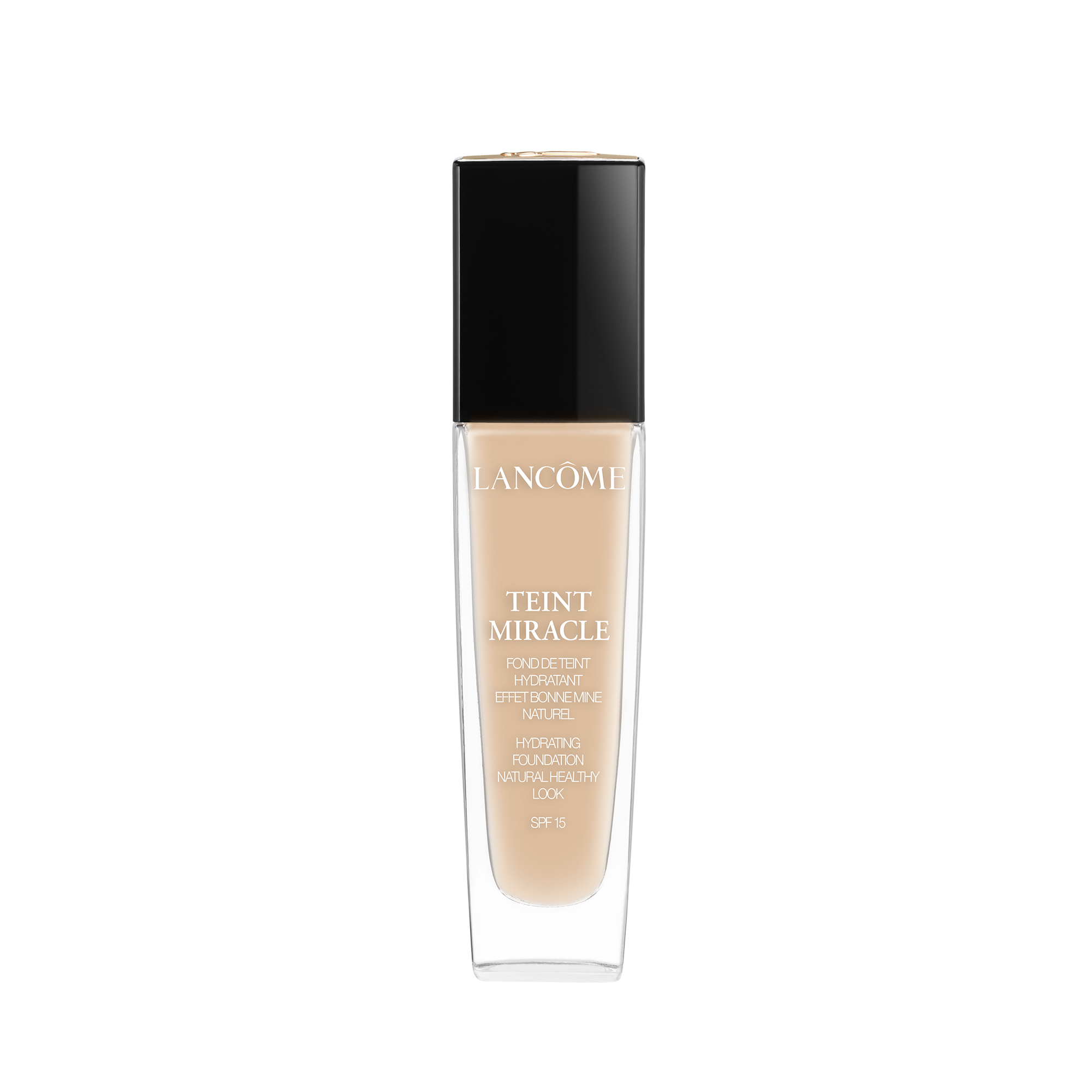 lancome teint miracle foundation recension