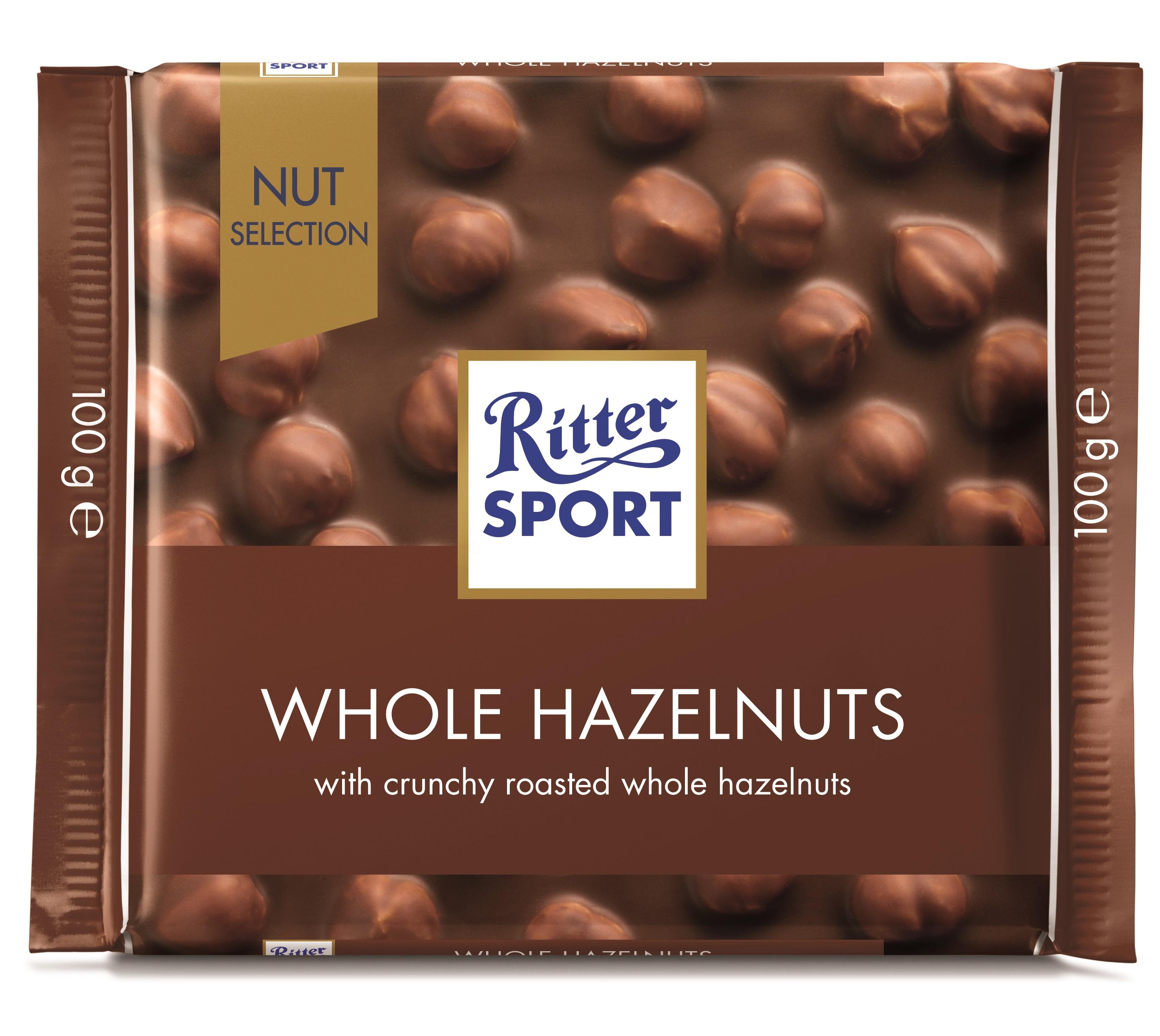 Ritter Sport Whole Hazelnuts 100g Duty Free Antalya Airport Shops