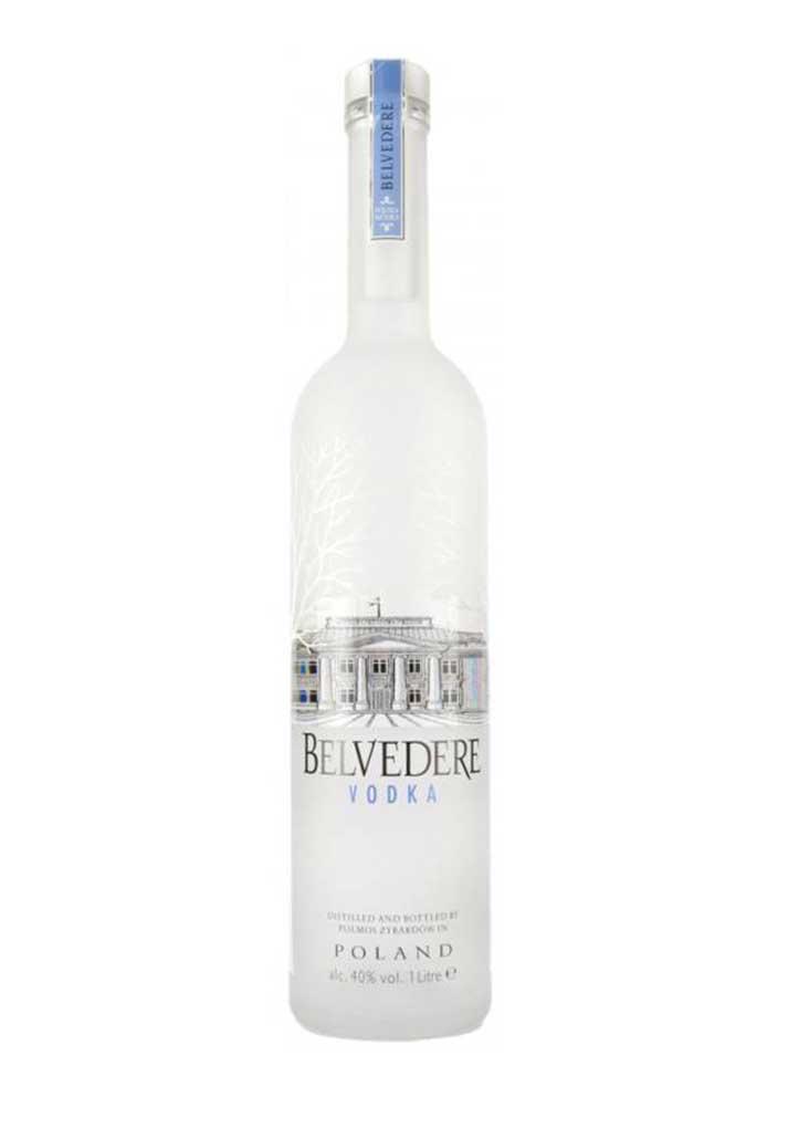 Brand New!!! Belvedere Vodka Sunglasses White!!