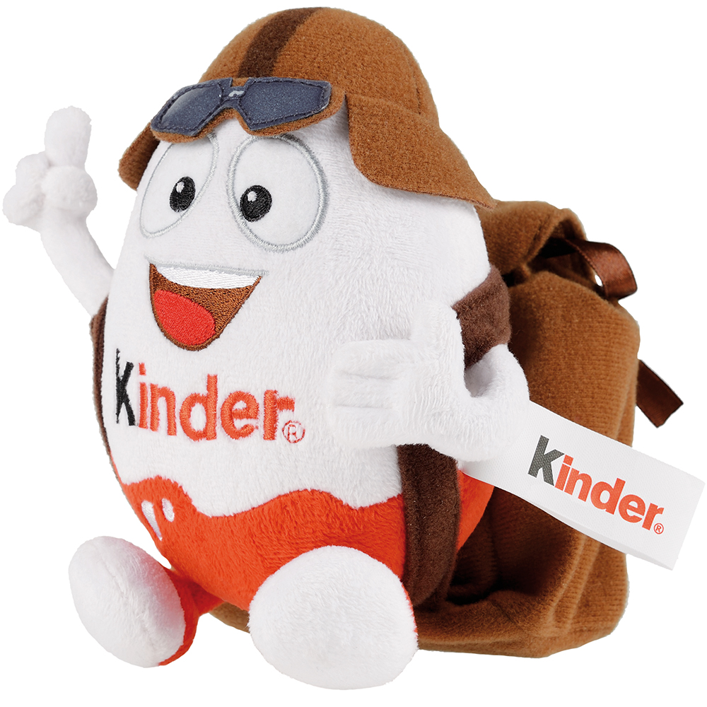 Kinder Chocolate Plush 3x50g | Duty Free Athens Airport Shops